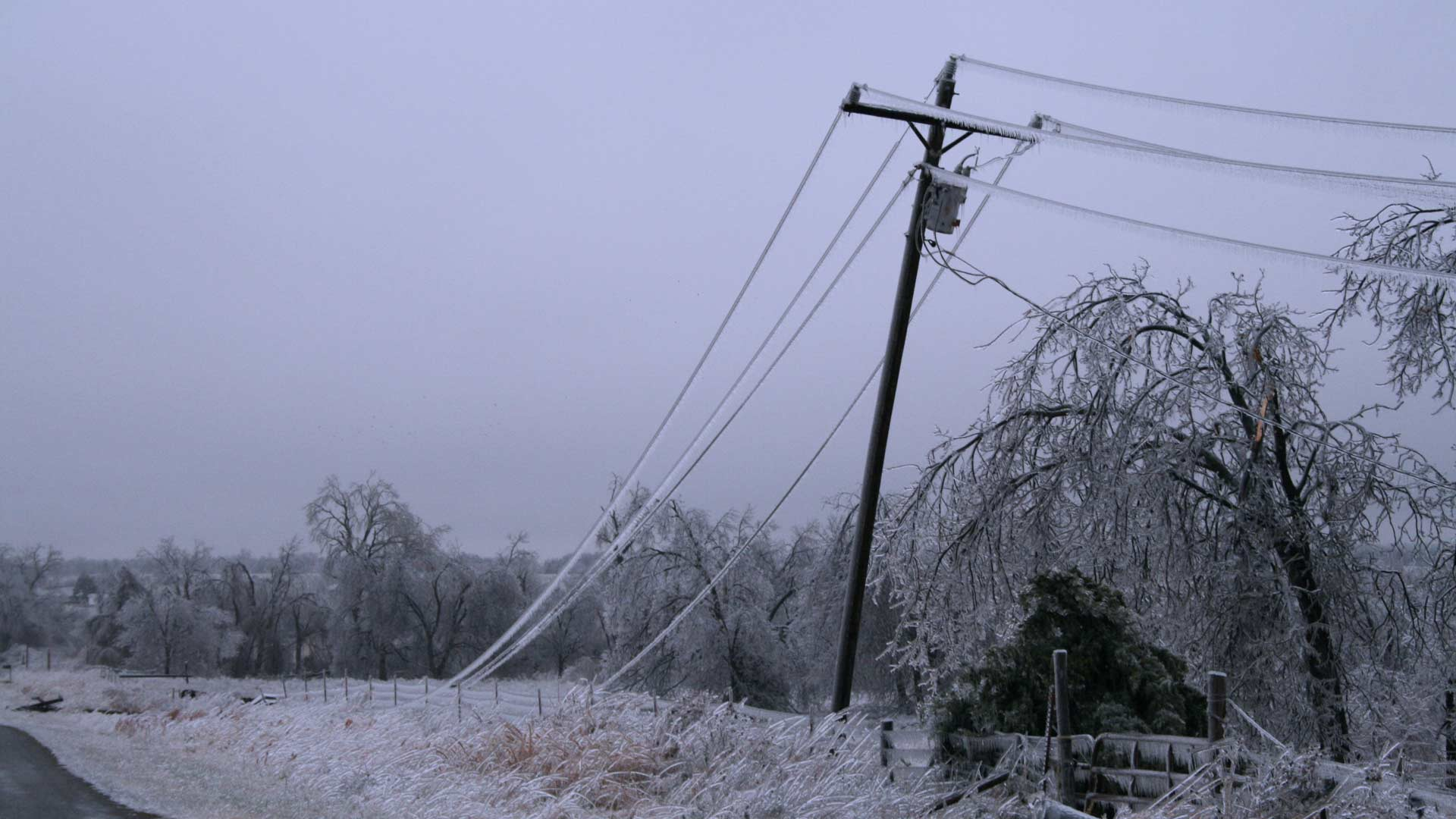 winter outages
